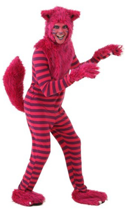 Deluxe Men's Cheshire Cat Costume