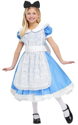Elite Alice Costume for Girls