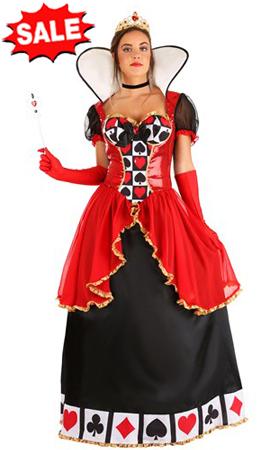 Supreme Queen of Hearts Costume