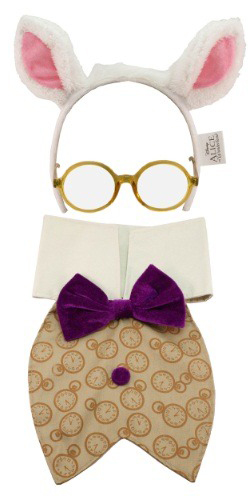 White Rabbit Costume Kit
