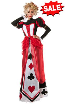 Women S Plus Of Hearts Costume